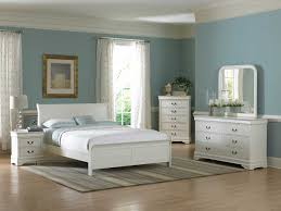 Painted White Bedroom Furniture by Bed White Bedroom Furniture Decorating Ideas