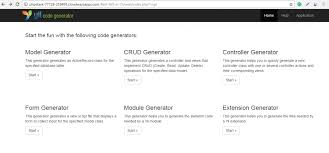 tutorial web dengan yii create a yii2 powered rest api and http actions