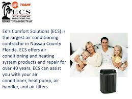 Trane Comfort Solutions An Introduction To Ed U0027s Comfort Solutions