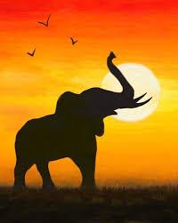best 25 elephant paintings ideas on pinterest elephant art