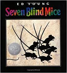 The Blind Mice Amazon Com Seven Blind Mice Reading Railroad 9780698118959