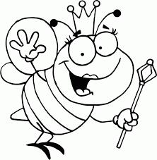 queen bee cartoon cliparts