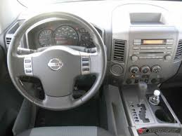 nissan navara 2006 interior 2005 nissan titan make room at the top
