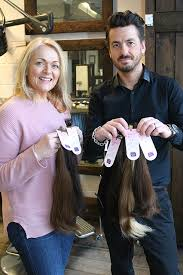 partnership in hair salon our partnership with the little princess trust great lengths