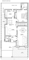 100 ground floor plan drawing impressive home layout plans