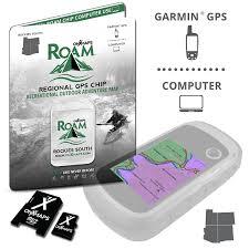 Hunting Gps Maps Amazon Com Onxmaps Roam Rockies South Digital Recreation Map For