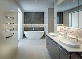 caesarstone calacatta nuvo looks great in bathrooms too