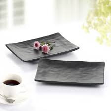 cheap wedding plates japanese sushi plate unbreakable plastic melamine tableware