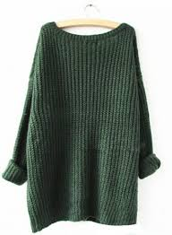 oversized chunky knit sweater s oversized scoop neck fit chunky knit sweater roawe com
