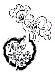 free pony friendship magic coloring book print outs