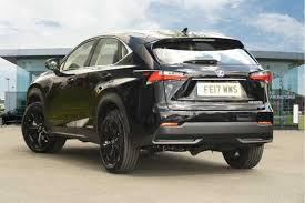 2017 lexus nx 300h for used 2017 lexus nx 300h 2 5 sport 5dr cvt for sale in derbyshire