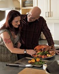 michael symon s heartland thanksgiving menu food wine