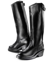 s boots usa wesco boots s black bkath11430 athena motorcycle boots
