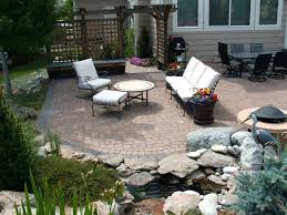 patio ideas outdoor patio paving ideas amazing backyard