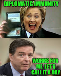 Works For Me Meme - diplomatic immunity works for me let s call it a day