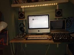 Studio Monitor Desk by Simple And Cheap Studio Desk 5 Steps