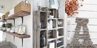 rustic home interior ideas diy rustic decor projects