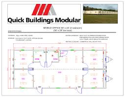 plans modular building mobile quick buildings
