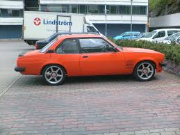 1975 opel manta opel ascona technical details history photos on better parts ltd
