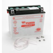 yuasa yumicron high powered 12 volt battery y50 n18l a atv