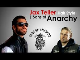 jax hair penteado do jax teller hair style sons of anarchy youtube