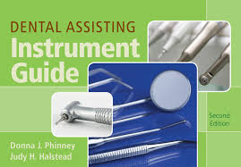 dental assisting instrument guide spiral bound version