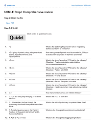 inheritance pattern quizlet quizlet com usmle step i comprehensive review acetylcholine