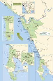 Sonoma California Map Hiking Trails U2014 Visit Jenner By The Sea