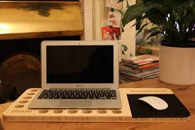 Laptop Couch Desk bamboo airdesk turns your couch into a super comfy office review