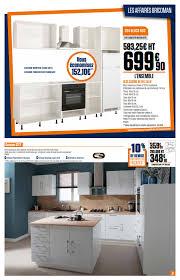 meuble cuisine bricoman meubles de cuisine lapeyre 16 bricoman cuisine et salle de bains