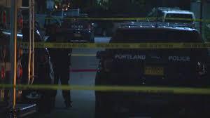 Portland Maps Crime by Man Killed In Ne Portland Attempted Murder Kgw Com