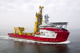 huisman builds pipelay systems for five offshore vessels