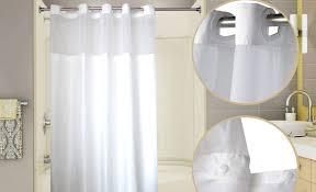 Unique Fabric Shower Curtains Shower Fabric Shower Curtains Photos Design