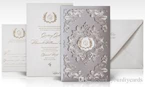 fancy invitations made in china 2016 laser cut invitations card custom