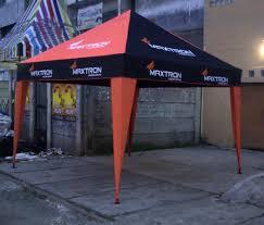 Tenda Lipat Ukuran 3x3 tenda lipat 2 3 jt branding jasa pasang spanduk murah bandung