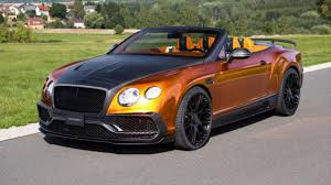bentley suv 2017 yes this is an orange bentley convertible with 987bhp top gear