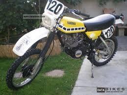 1980 yamaha tt 250 moto zombdrive com