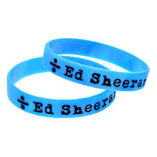 silicone bracelet size images 2018 ed sheeran divide silicone wristband show your support for jpg