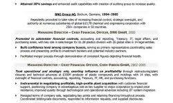 Cfo Resume Sample by Mba Finance Resume Sample Free Resumes Tips