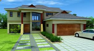Modern House Plans With Photos Lovely Single Story Modern House Plans 7 Bedroom African House