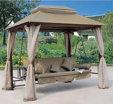 Swing Chairs For Patio Decorating Patio Swing Chair With Canopy 2 Seat Patio Swing With