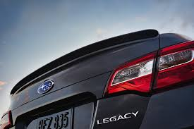 subaru metallic can you spot the changes on the facelifted 2018 subaru legacy