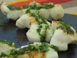cuisiner de la seiche seiche au beurre d ail citronné patio nnement cuisine
