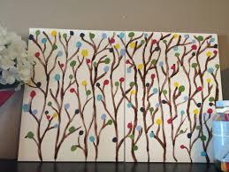 Dollarama Home Decor Diy Artwork Using Canvas Boards From Dollarama And Acrylic Paint