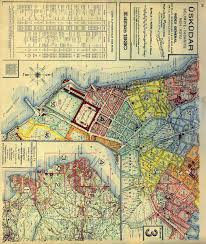 Istanbul World Map by