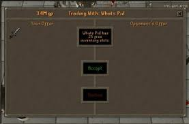 of scam is this 2007scape