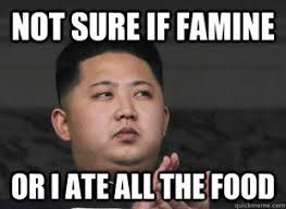 Kim Jong Un Snickers Meme - kim jong un memes flood internet post rodman s visit thecount com