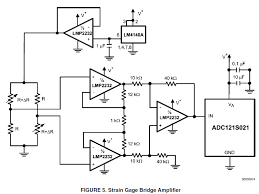 strain gauge circuit question