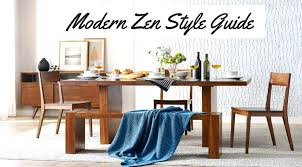 furniture design blog zen style furniture modern zen style guide from the homemakers blog