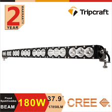 clearance promotion 4x4 led light bar 38 inch 210w cree 12 volt